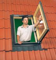 Мансардное окно FAKRO - foto 0