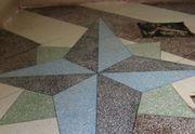 Мозаичные полы снова в моде