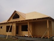 Сип-панели: обзор и краткая характеристика строительного материала