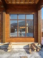 Деревянные окна,  двери - foto 1